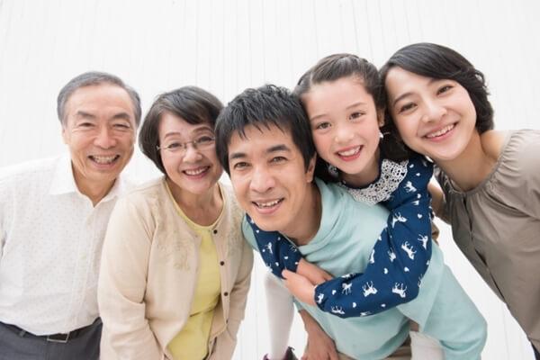 尿酸値を下げる効果がある白井田七で家族の笑顔を